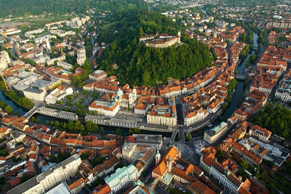 Ljubljana on 2nd place - Lonely planet